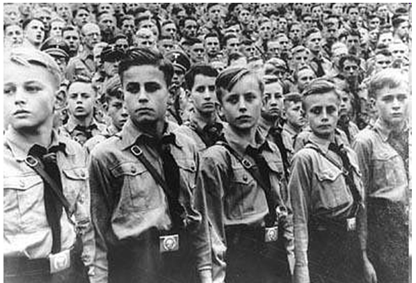 a history of nazi youth during the nazi regime