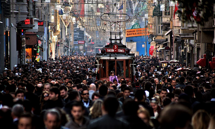 istiklal-Street-in-Istanbul