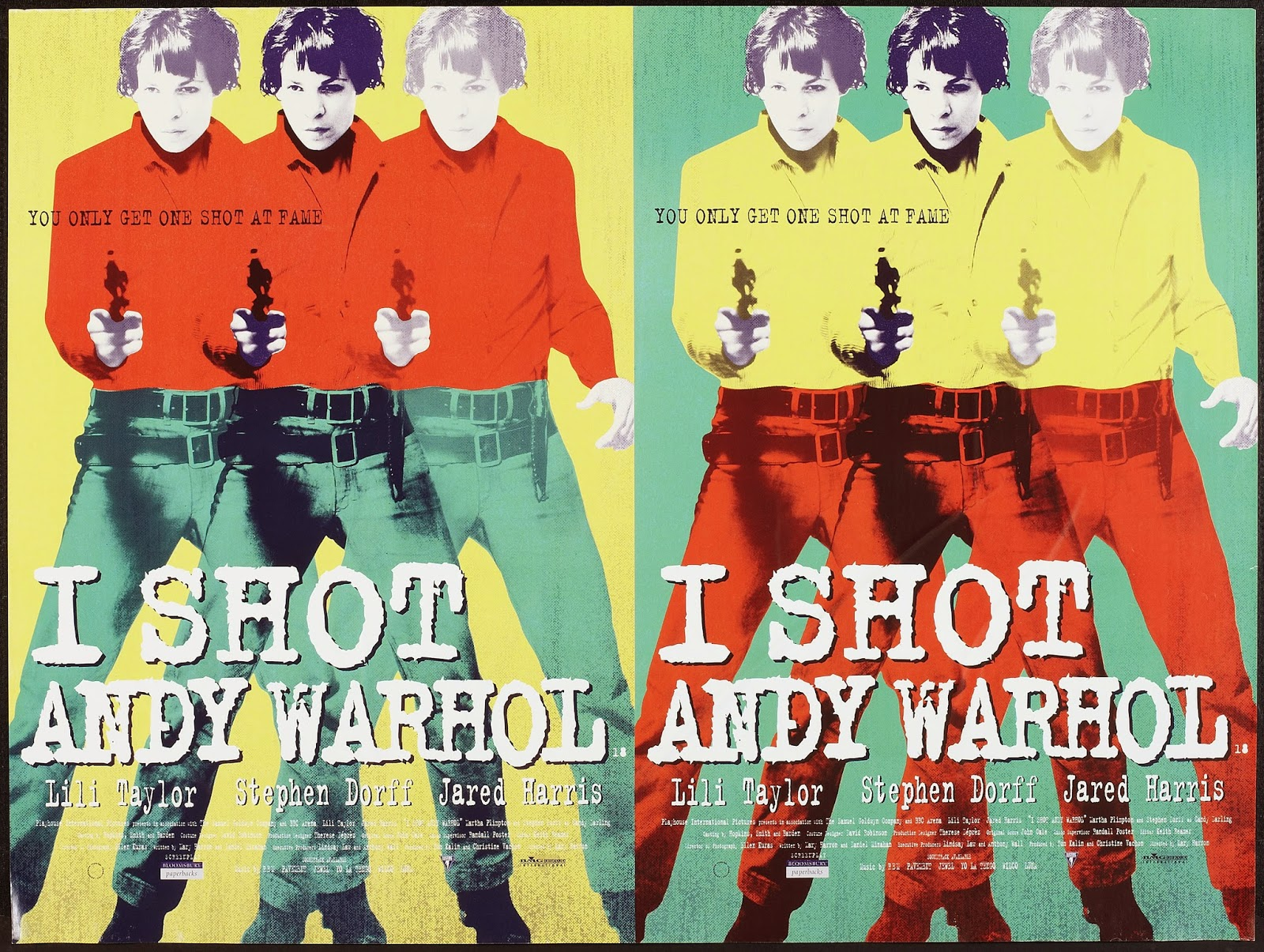 I Shot Andy Warhol film