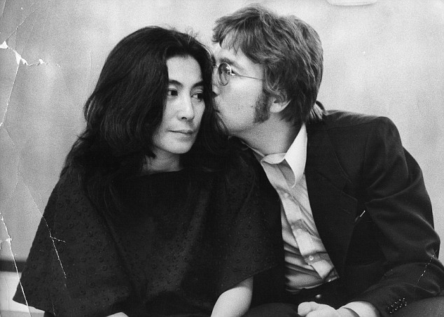 John and Yoko A Love Story (1985) film