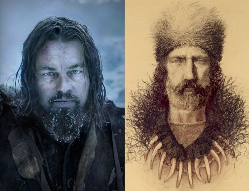 HUGH GLASS'IN HİKAYESİ