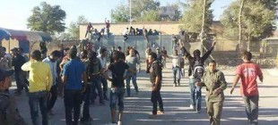 Kobanê'de PKK-PYD ittifakı