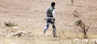 IŞİD'e karşı 5 dakikada cephede!
