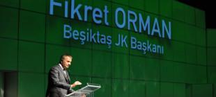 Fikret Orman: BİS ve BJK'nın ortak paydası sürdürülebilirlik!