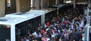 İstanbul'da bayram boyunca ulaşım indirimi!