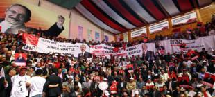 CHP, Genel Başkanı'nı seçiyor!