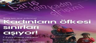 7 Eylül'de Sokakları Kadınlar Dolduracak