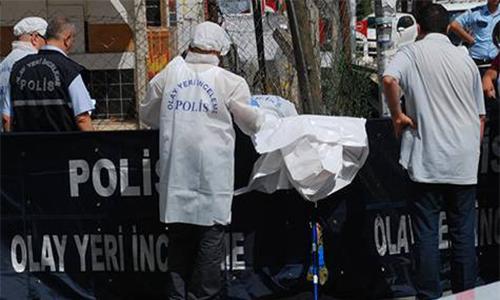 İstanbul'daki çatışmada: 2 ölü!