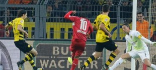 B. Dortmund son anda kurtuldu!