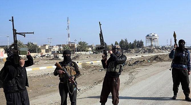ABD IŞİD'i yine vurdu!