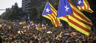 Katalonya adım adım bağımsızlığa yürüyor!