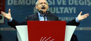 Kılıçdaroğlu: Rakı sofralarında ülke kurtaranları temizleyeceğiz!