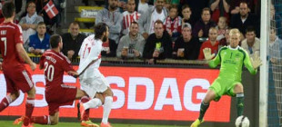 Danimarka 1-2 Türkiye!