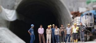 YHT tünel inşaatında ölüm!