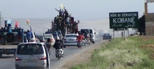 Kobani'ye PKK'dan 400 kişilik destek!