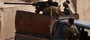 Peşmerge ve YPG, Rabia'yı aldı!