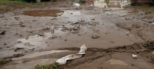 Hatay'da sel felaketi: 1 kişi öldü, kayıplar var