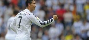 Deportivo'ya Real Madrid çarptı: 8-2