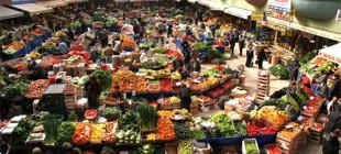 Gıda fiyatlarındaki artış son 4 yılın zirvesinde