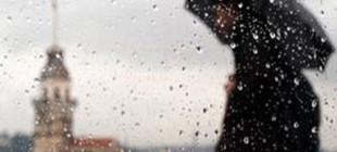 İstanbul için 9 saatlik yağış uyarısı!