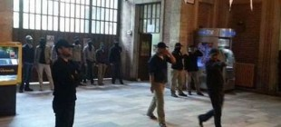 Video: İstanbul Üniversitesi'nde IŞİD gerginliği!