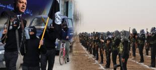 IŞİD ve Türkiye'nin düşmanları ortak!