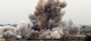 100 IŞİD'ci öldürüldü 67'si yaralı!