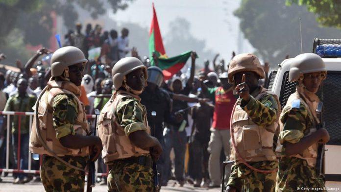 burkina faso, burkina fasoda kriz, honore traore, ouagadougou, sıkıyönetim, ohal, sokağa çıkma yasağı, dünya haberleri, dünyadan haberler,