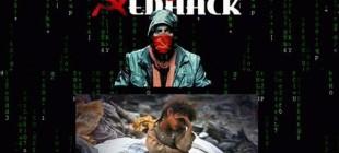 RedHack Kobani için hackledi!