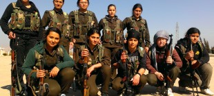 IŞİD ile mücadelede neden kadınlar önde?