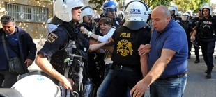 Ankara Üniversitesi'nde araştırma görevlileri gözaltına alındı!