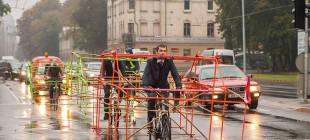 Bisikletli arabalar!