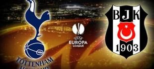 Beşiktaş'ın Tottenham maçında ilk 11'i belli oldu!