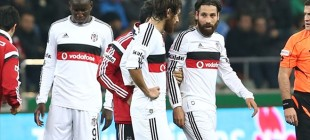 Beşiktaş yara aldı!