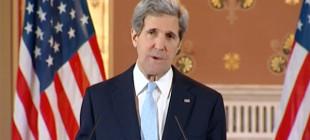Kerry: 'Kürtler Kobani'de Türk Askeri İstemiyor'