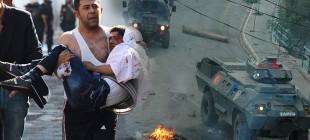 Kobani protestolarında ölenlerin sayısı 22'ye yükseldi!