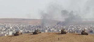 'ÖSO Kobani'de YPG ile birlikte IŞİD'e karşı mı savaşıyor'