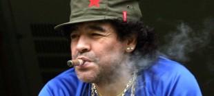 Maradona yine gündemde!