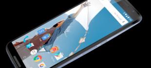Nexus 6 tanıtıldı!