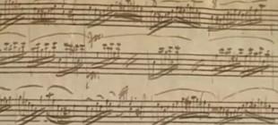 Mozart'ın kayıp notaları bulundu!