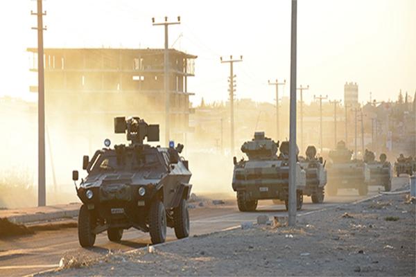 Nusaybin'de karakola saldırı! 1'i ağır 4 kişi yaralandı!