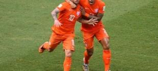 Sneijder Hollanda'yı Karıştırdı!