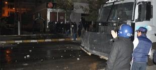 Varto'da polis ateş açtı 1 kişi öldü!