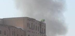 Erbil'de bombalı saldırı!
