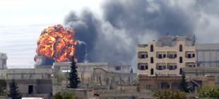 IŞİD'in bombalı aracı Kobani'ye Suruç'tan mı girdi?