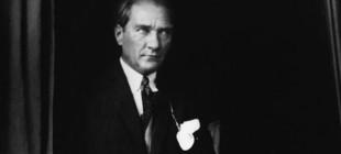 Mustafa Kemal Atatürk anılıyor!