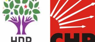 CHP'den istifa ederek HDP'ye geçtiler!