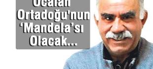 Köşe yazarından Öcalan yorumu!