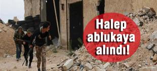 Halep çemberin ortasında!