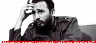 Sosyal medyada Küba-Cami capsleri!